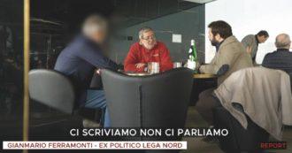 """L'uomo di Gelli alla Boschi: """"1 mln di voti se cacci Conte"""""""