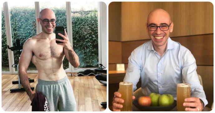"""Salvatore Aranzulla rivela un fisico da bodybuilder: """"Sono finito in ospedale, poi.."""". Ecco la dieta e gli allenamenti che segue"""