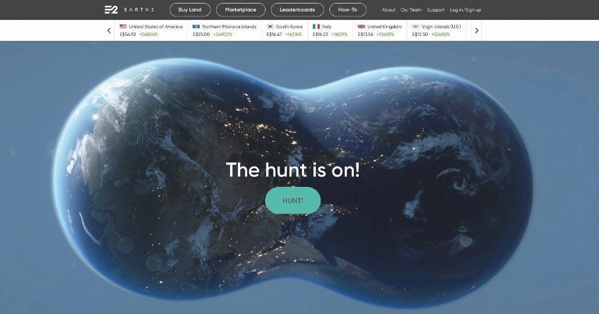 Earth2 e i nuovi latifondisti: terre virtuali con soldi reali