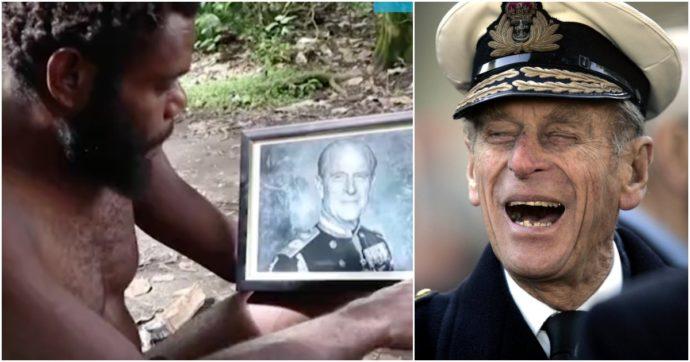 """""""Il principe Filippo è vivo, sta cercando un corpo dove reincarnarsi"""": i rituali delle tribù di Vanuatu che lo considerano il loro Dio"""