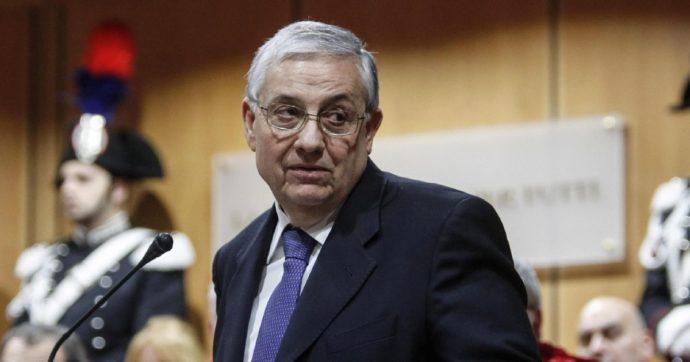 Presidente del Tribunal, Giuseppe Pignatone