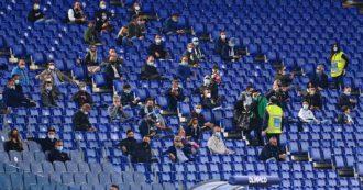 Euro2020: al calcio il lusso della speranza, alla cultura lo spettro della fame