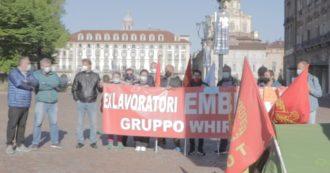 """Ex Embraco, in 400 verso il licenziamento dopo tre anni di illusioni: """"Tre governi non hanno risolto nulla. E a luglio finisce anche la cig"""""""