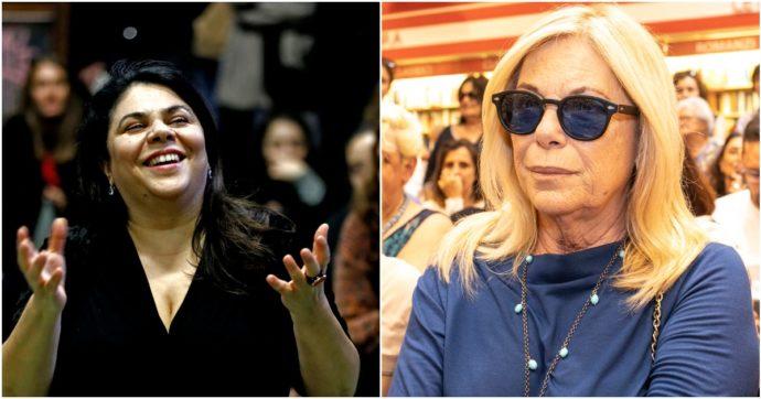 """Rita Dalla Chiesa di nuovo all'attacco contro Michela Murgia. E va sul personale: """"Finta femminista rancorosa"""""""