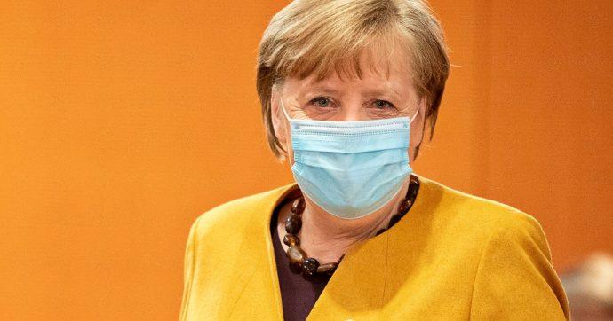 Germania, la cancelliera Angela Merkel si vaccinerà con AstraZeneca