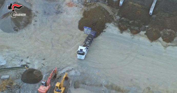 """'ndrangheta in Toscana, sostanze inquinanti sotto la strada dove sono stati sversati i rifiuti conciari: """"Tra 50 a 100 volte oltre le soglie"""""""