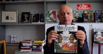 """Fq Millennium, Peter Gomez presenta il numero di aprile: """"Dopo 700 anni siamo ancora l'Italia dei guelfi e dei ghibellini"""""""
