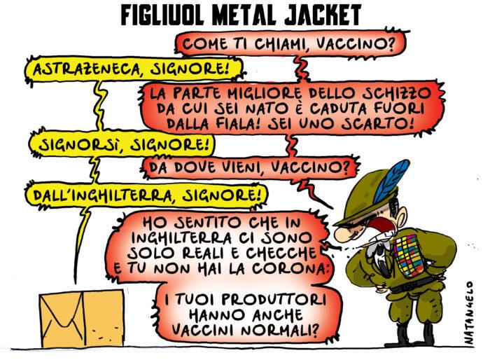 Figliuol Metal Jacket