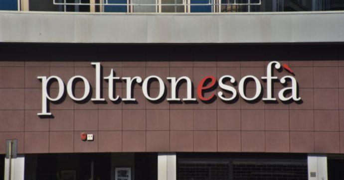 """Poltronesofà, 1 milione di euro di multa dall'Antitrust: """"Ha fatto pubblicità ingannevoli e omissive sulle promozioni e gli sconti"""""""
