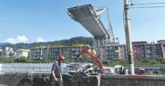 """Ponte Morandi, le accuse: """"Ispezioni degli stralli fatte coi binocoli. Autostrade ha speso solo 488.128 euro di manutenzione in 19 anni"""""""