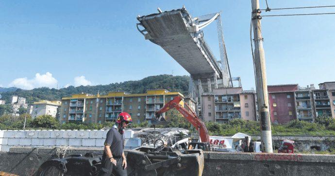 """Ponte Morandi, l'allarme dei pm: """"Le prime prescrizioni a ottobre 2023"""". Via alla corsa per chiudere l'udienza preliminare entro l'anno"""
