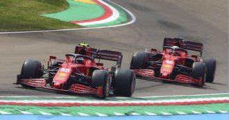 F1, oggi il Gp dell'Emilia-Romagna: gli orari e la diretta tv (Sky e TV8)