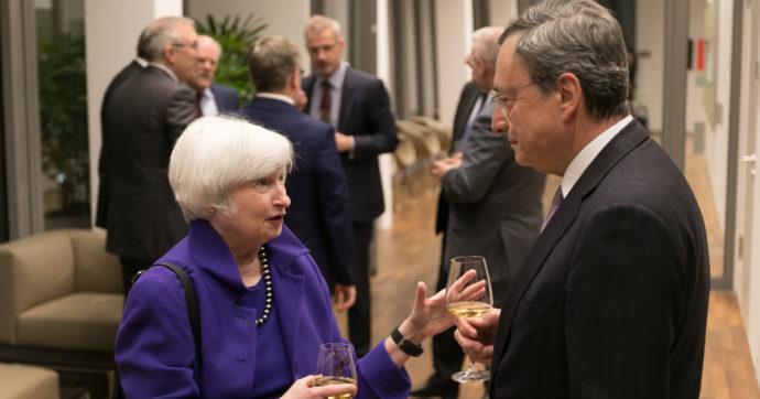 """New York Times elogia Mario Draghi: """"La sua voce è sempre di più la voce di tutta l'Europa. Si rafforza il peso dell'Italia nell'Ue"""""""