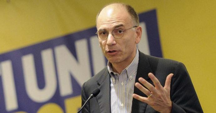 """Pd, Letta: """"Nuovo centrosinistra che dialoga col M5s"""". La proposta: 'dote' ai giovani con più tasse sulle eredità miliardarie"""