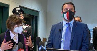 Open Arms, Matteo Salvini rinviato a giudizio per rifiuto d'atti d'ufficio e sequestro di persona: rischia una pena fino a 15 anni
