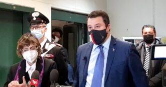 """Open Arms, Salvini: """"Rinvio a giudizio? Decisione dal sapore politico. Del resto lo ha scritto Palamara che 'Salvini ha ragione ma va fermato"""