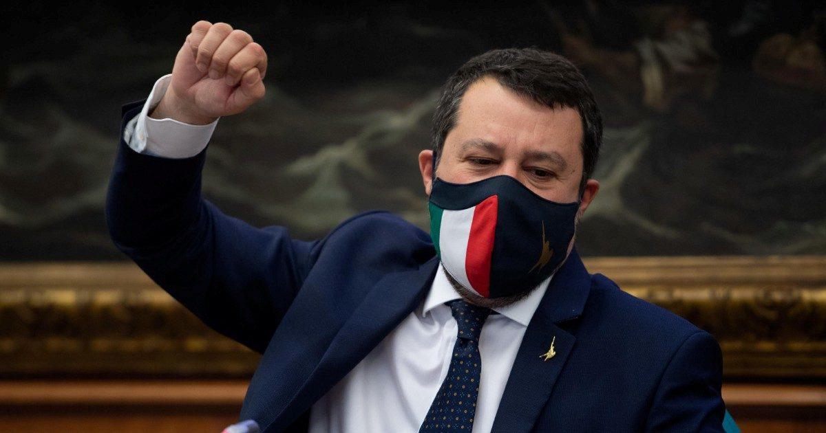 """Salvini alza il tiro, Giorgetti con lui: """"Basta prigionieri"""""""