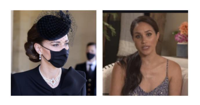 Meghan Markle ha visto in tv quello che è accaduto dopo i funerali del principe Filippo: ne sarà stata felice?