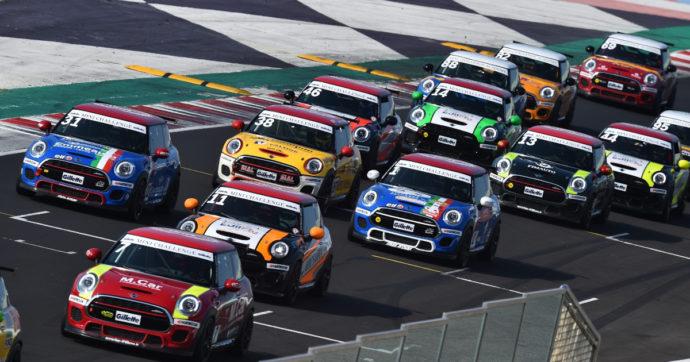 Mini Challenge: riparte da Monza la decima stagione del campionato monomarca