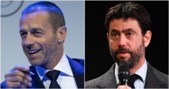 """Superlega, il presidente Uefa Ceferin: """"Avidi, sputo a chi ama il calcio. Chi gioca lì fuori da Europei e Mondiali. Agnelli mentitore seriale"""""""
