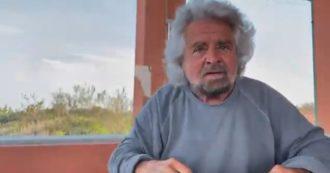 """Beppe Grillo, video sulle accuse al figlio: """"Lui e i suoi amici non sono stupratori. Non ha fatto niente, arrestate me"""""""