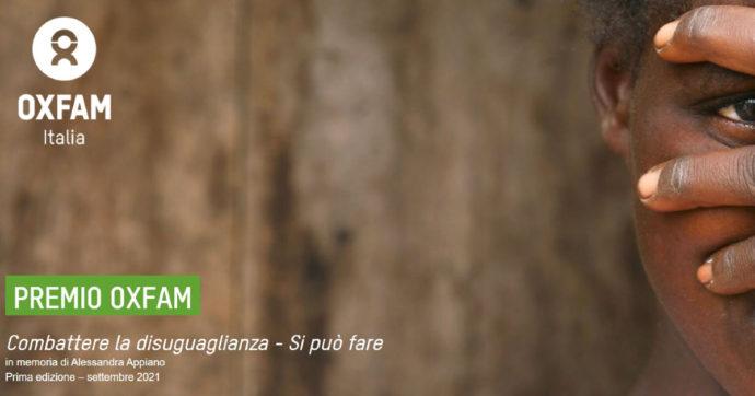 """""""La disuguaglianza si può combattere"""": il concorso di Oxfam in memoria della scrittrice Alessandra Appiano"""