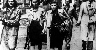 Verso il 25 aprile: la Resistenza delle donne, di ieri e di oggi, per continuare a essere libere