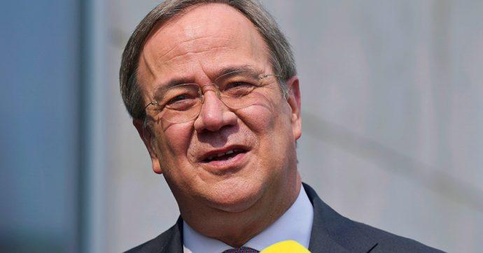 Germania, Armin Laschet è il candidato cancelliere della Cdu. Söder accetta la sconfitta