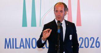 Olimpiadi 2026, Cio contrario alla pista da bob a Cortina: Regione Veneto dovrà pagarsi da sola l'impianto da almeno 50 milioni di euro