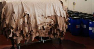 """'ndrangheta in Toscana, Abiti Puliti: """"Nostro report denunciava lo smaltimento illegale di rifiuti, ma conciatori e Ue lo boicottarono"""""""