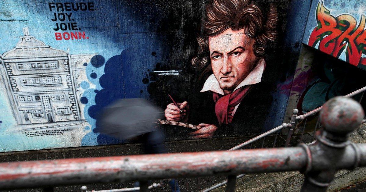 Quattro passi con Beethoven nella foresta