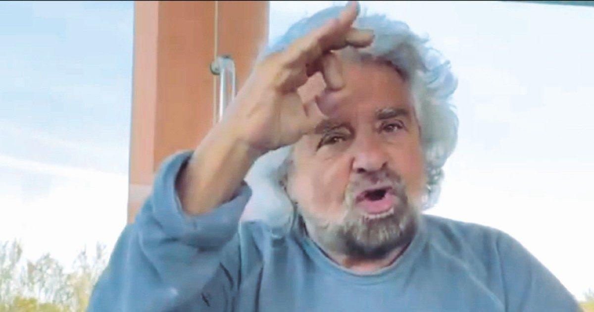 """Grillo imbarazza il Movimento """"Ciro coglione, non fu stupro"""""""