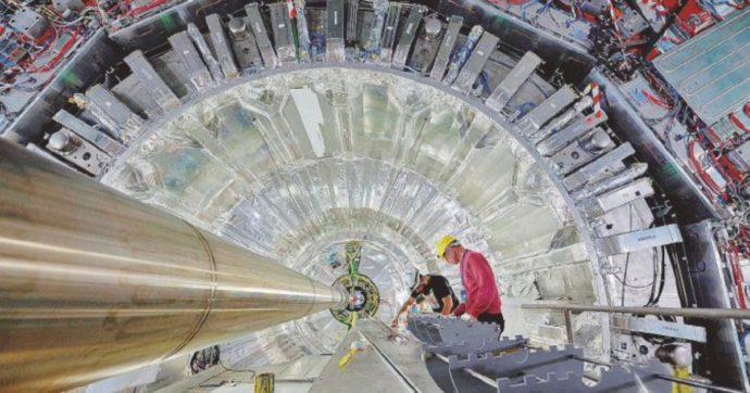 C'è una particella elementare, chiamata muone, che fa le bizze
