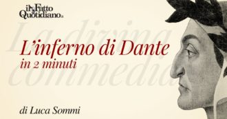 L'Inferno di Dante in due minuti: Canto II