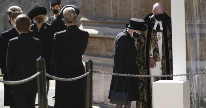 Un altro grave lutto per la Regina Elisabetta proprio nel giorno dei funerali del principe Filippo