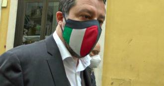 """Salvini: """"Io avrei visto il video di Ciro Grillo? È una follia, sono atti segreti"""""""
