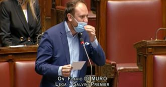 """Ciro Grillo, Di Muro (Lega) in Aula chiede le dimissioni della sottosegretaria Macina (M5s): """"Ministra Cartabia intervenga e la licenzi"""""""