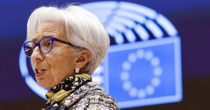 Bce, accelerazione sull'acquisto di titoli per spingere l'economia. Pil a valori pre-pandemia nel 2022