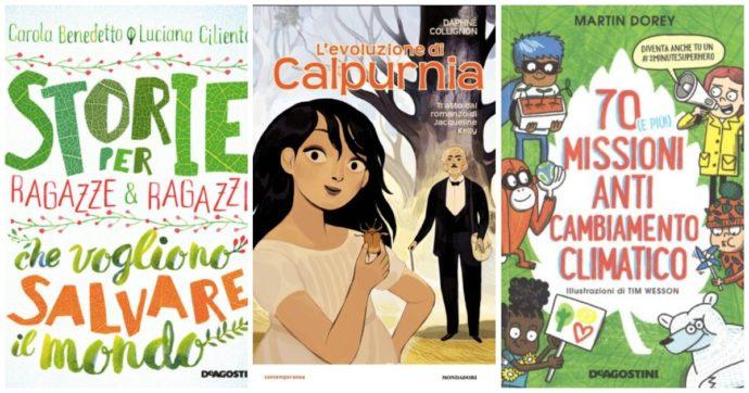 Giornata della Terra, cinque libri per bambini e ragazzi sul nostro Pianeta e l'importanza di preservarlo