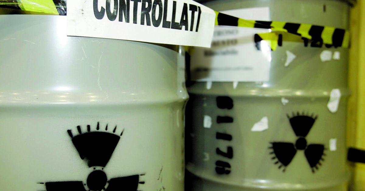 In Basilicata c'è un sito incompatibile con le scorie nucleari, ma la Sogin non lo sa