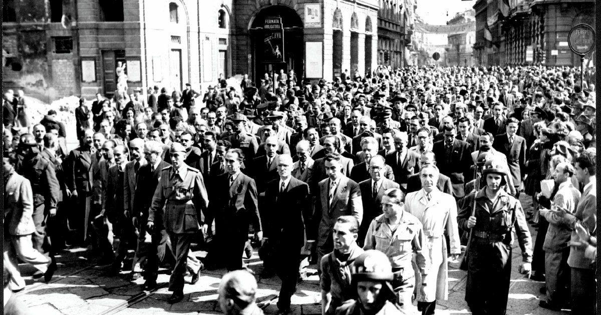 Fucili e borghesia: i bastian contrari del Partito d'Azione