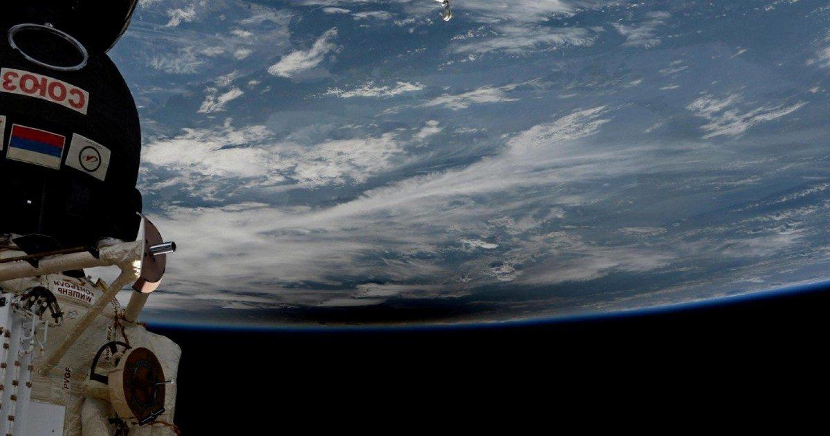 Per salvare il pianeta bisogna guardarlo di più dallo Spazio