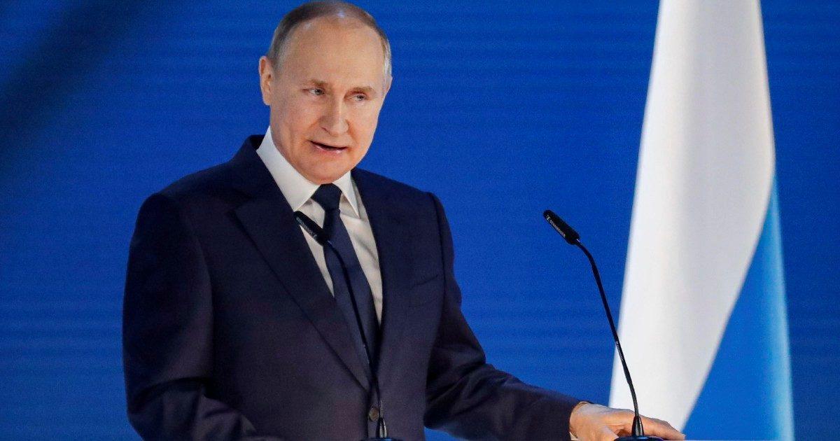 """""""Chi protesta si pentirà"""": Putin minaccia il mondo"""