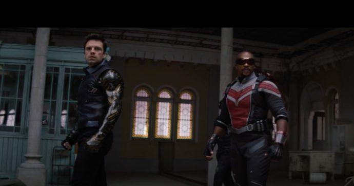 The Falcon and the Winter Soldier, la nuova serie Marvel getta il cuore oltre l'ostacolo