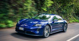Porsche Taycan, la prova de Il Fatto.it – La sportività si fa elettrica – FOTO