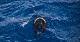 """Naufragio in acque libiche, ong: """"Cento morti, un mare di cadaveri"""". Onu: """"Stati si sono rifiutati di soccorrerli"""". Sassoli: """"Paesi incapaci di gestire il fenomeno, lascino fare all'Ue"""""""