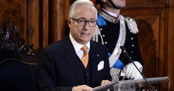 """Consiglio di Stato, """"indagato il presidente Patroni Griffi per induzione indebita. Per i pm ha fatto pressioni per favorire un'amica"""""""