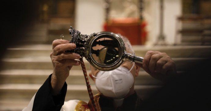 Il 1° maggio tornerà a sciogliersi il sangue di San Gennaro