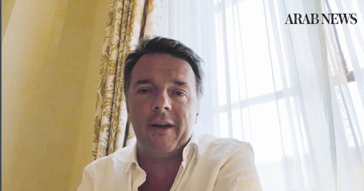 """Renzi elogia ancora l'Arabia: """"Ha visione e tanti giovani, Al Ula sarà città del futuro"""""""