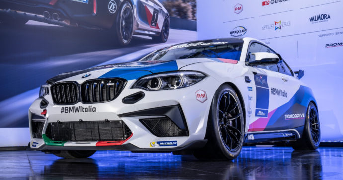 Bmw, al via la prima edizione del campionato monomarca M2 CS Racing Cup Italy